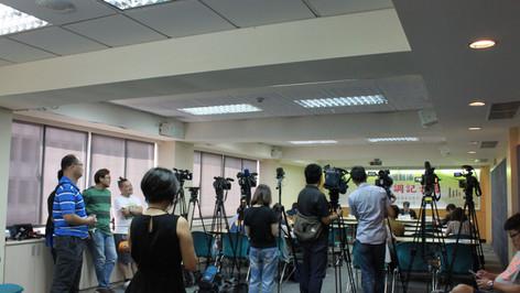 台灣智庫2016年7月民調記者會