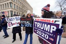 美國政治的城鄉分裂