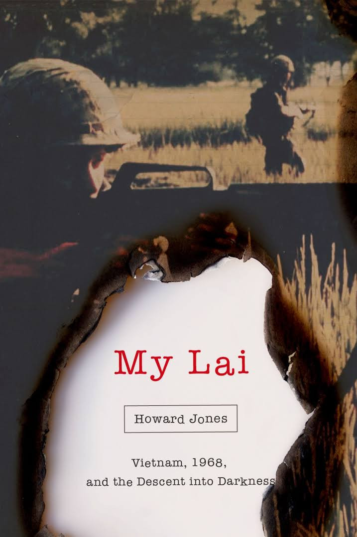 《My Lai; Vietnam, 1968, and the Descent into Darkness》,圖片來源:Google圖書
