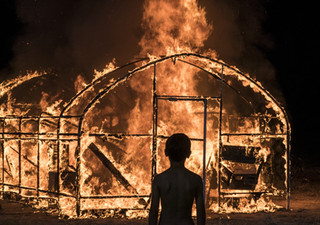 燃燒與獻祭:《燃燒烈愛》中的人類學儀式