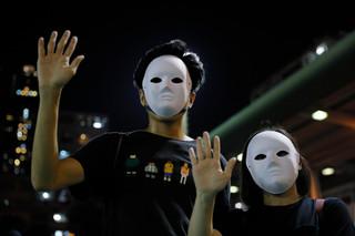 專制且無能的中共,是造成香港悲劇的禍首