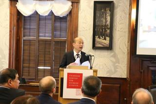 當高雄賣菜郎遇到哈佛教授──韓國瑜能靠口才閃躲中國與台灣的關鍵問題嗎?