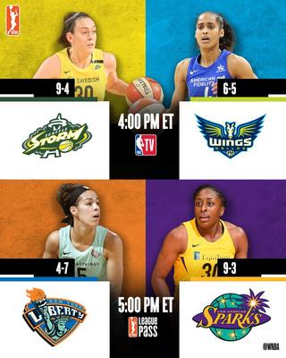 WNBA該從提高球員薪資開始!