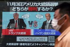 川普或是拜登政府對台灣的機會與挑戰