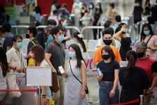 從紐時報導看台灣與新加坡防疫方針差異