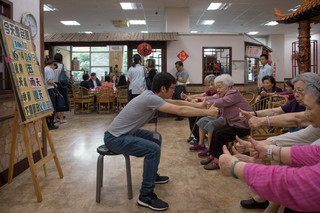 長照社區照顧體系的實踐:從京都回看台中