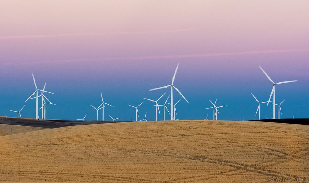 Belt of Venus and Windmills