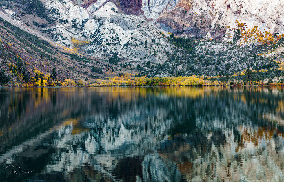 Reflections On Covict Lake