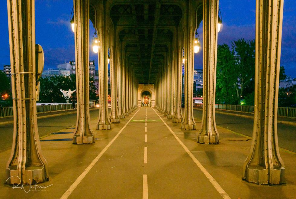 Pont de Bir-Hakeim Bridge