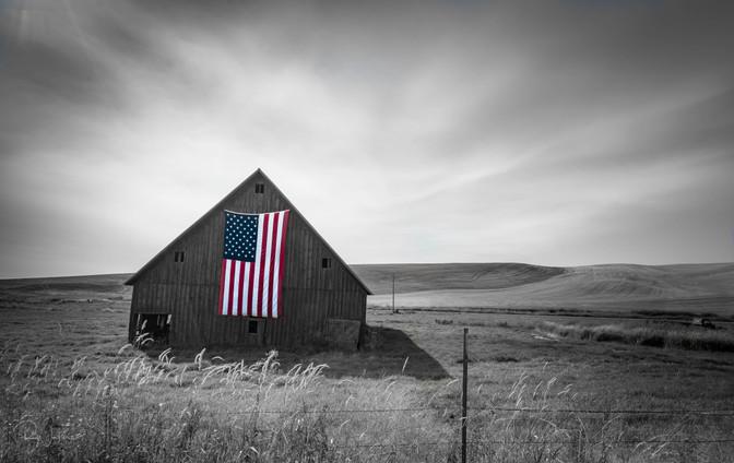 A Great America in Black & White