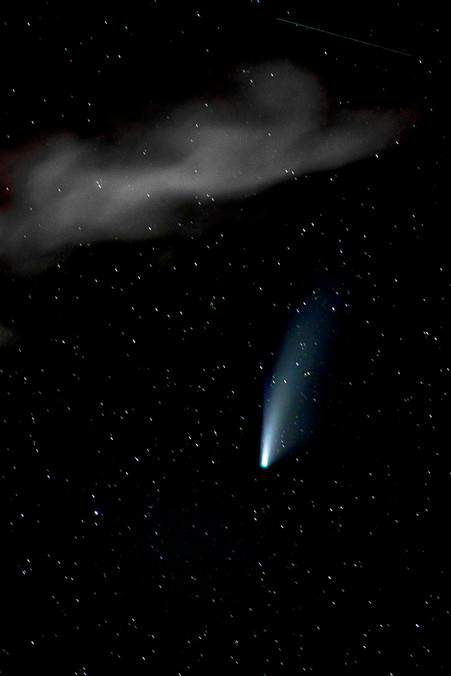 Neowise Comet 1