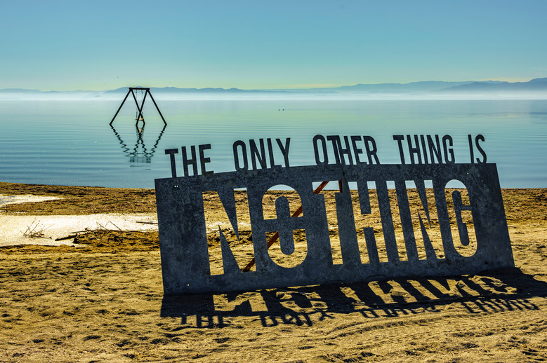 The Only Other Thing is Nothing