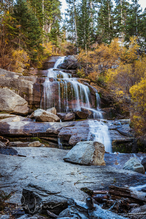 Whitney Portal Waterfall