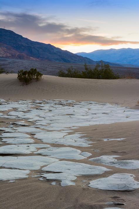 Desert Salt Patterns