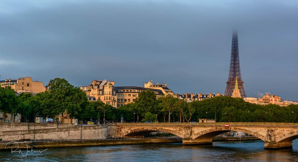 A Lovely Paris Evening
