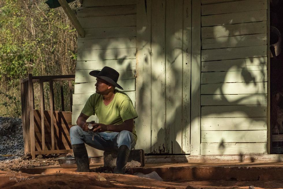 Guajiro at Rest
