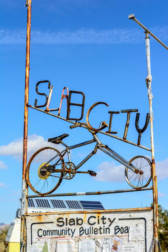 Slab City Bulletin