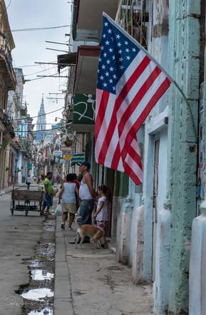 America in Cuba