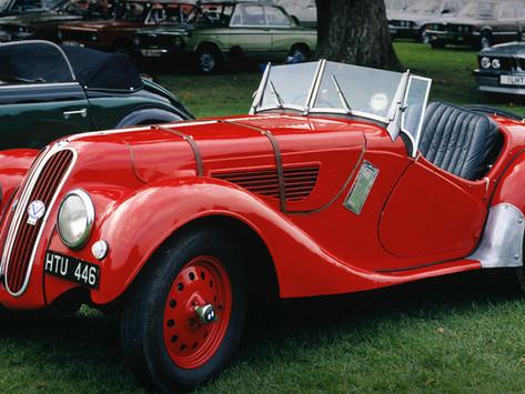 Ridgewood Car Show