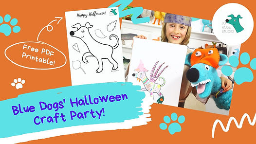 Blue Dogs' Halloween Craft Party!.jpg