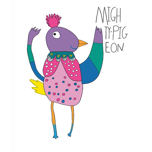 Mighty Pigeon
