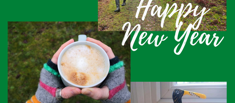 Wishing you all a Happy and Healthy New Year!