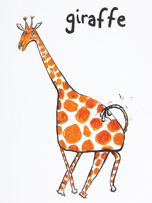 Original Giraffe