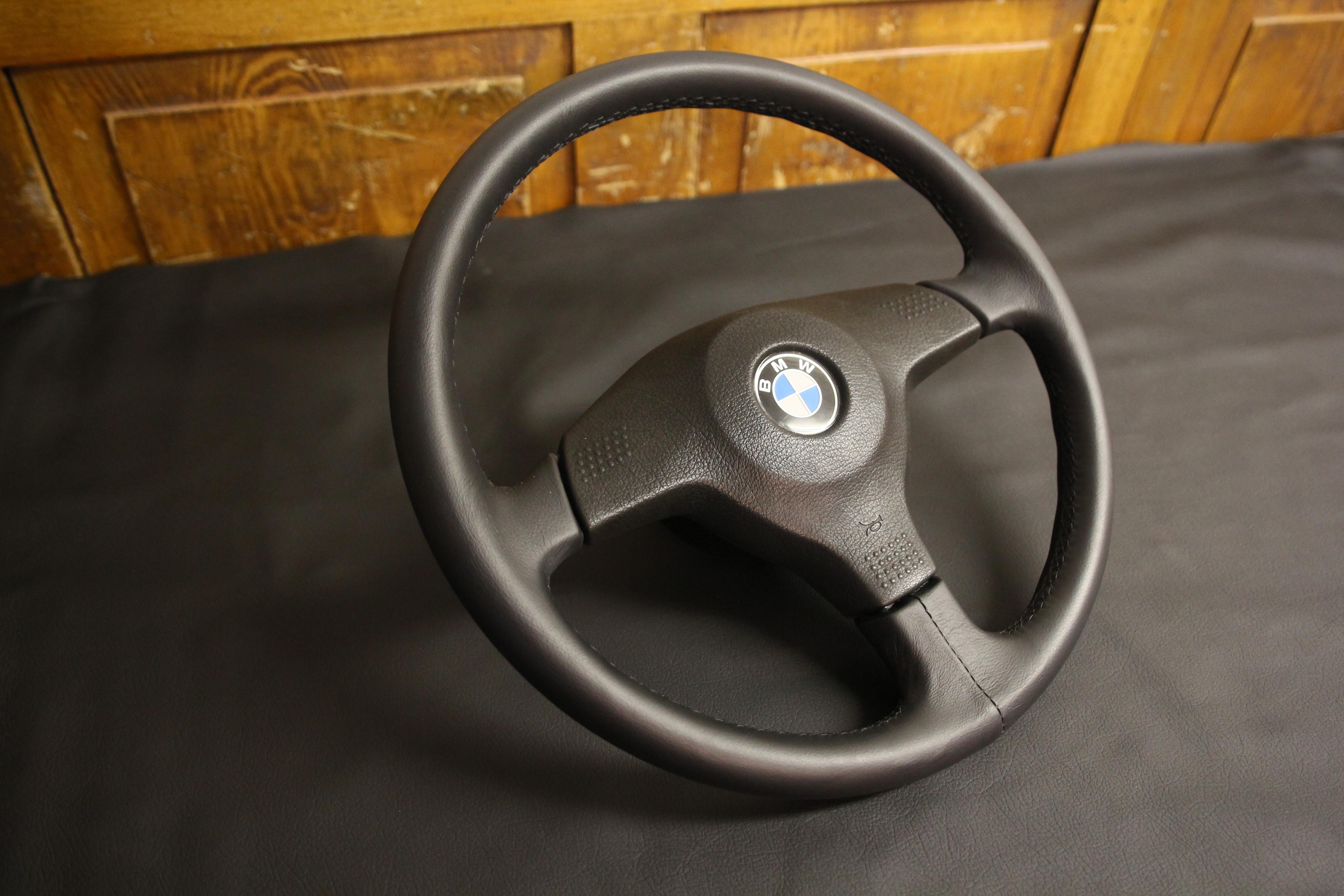 BMW 850Ci e31 Lenkrad