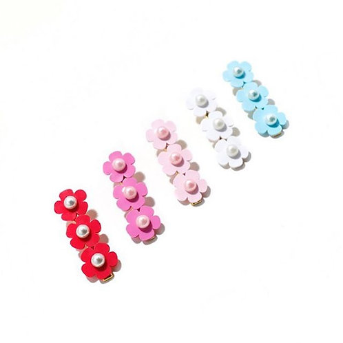 feva mini hair clip set (2pc)