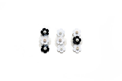 Feva hair clip Set (3pc)
