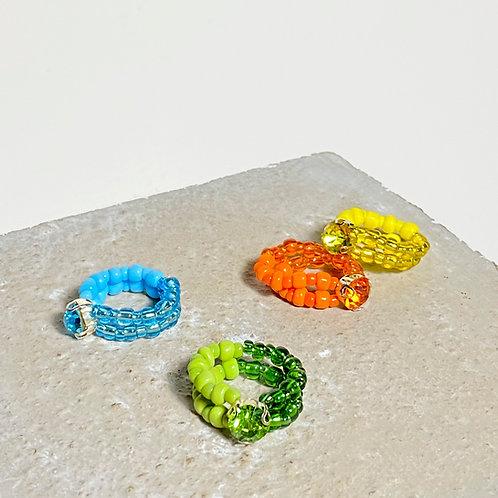 Beadi' rings (1pc)