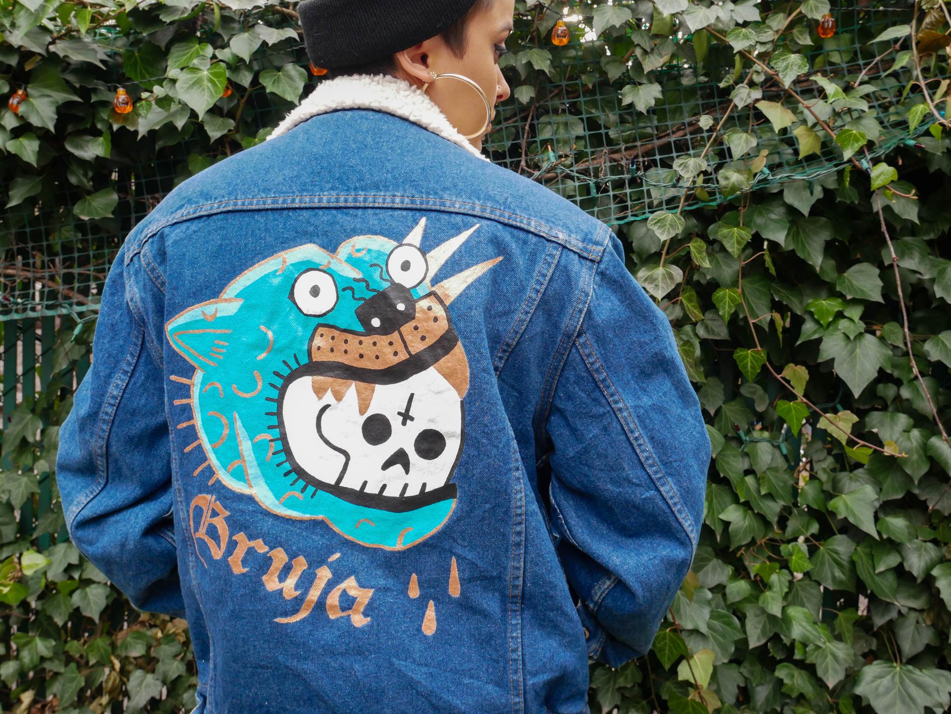 Denim Jacket Design