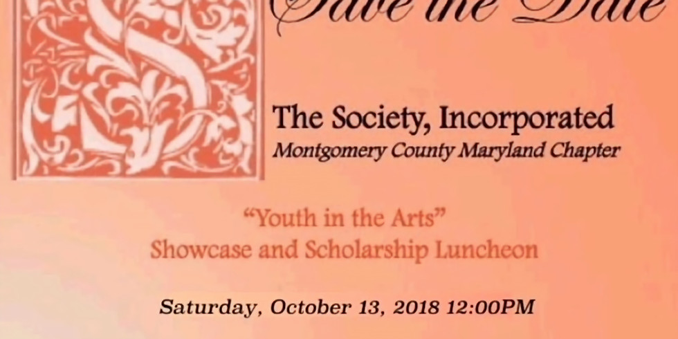 Youth in the Arts Showcase and Scholarship Luncheon