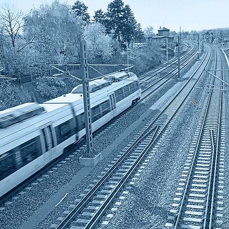 Unsere Projekte Eisenbahnbau