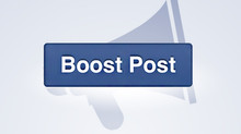 Should I be using Facebook's boost post button for my business?