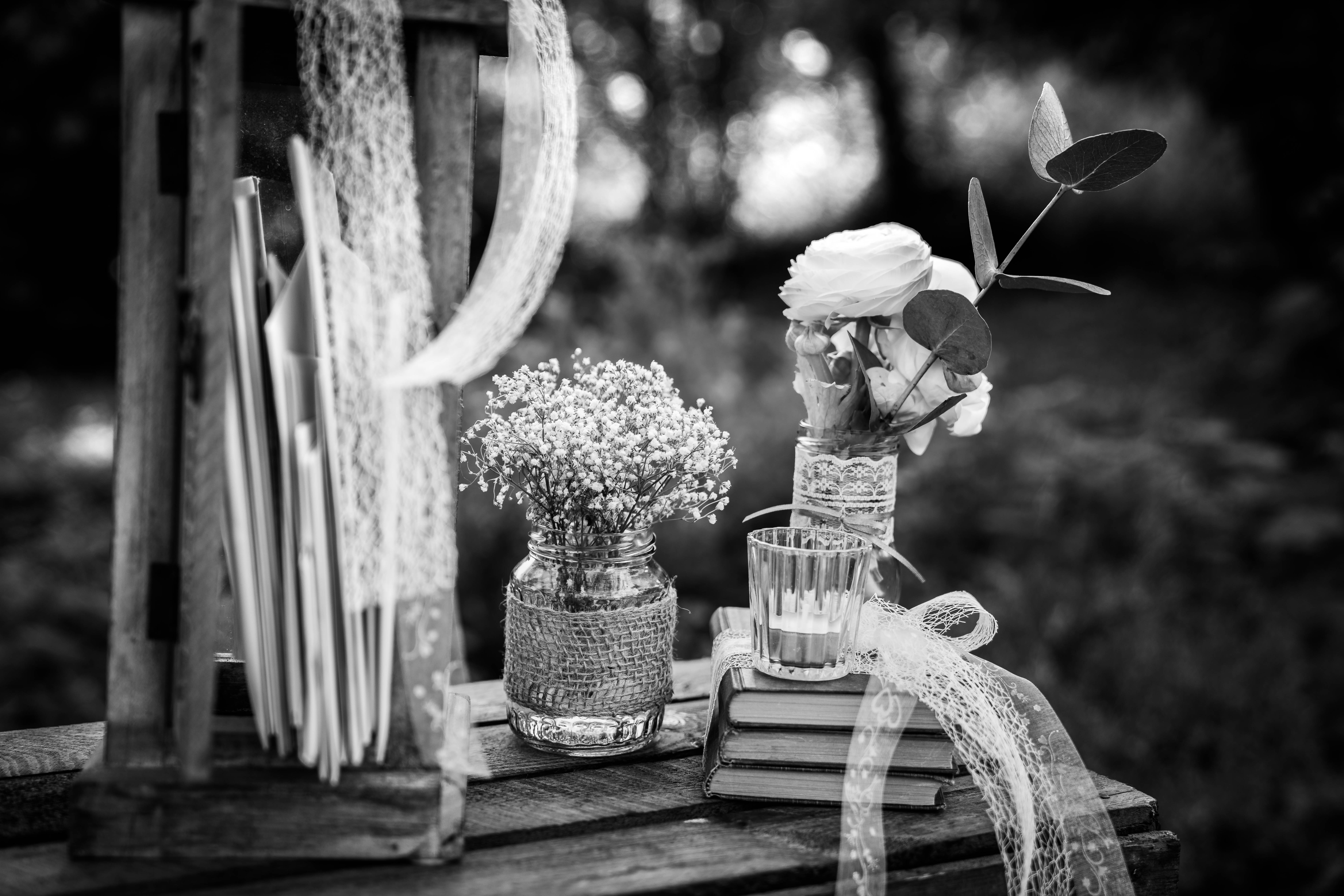 Holzkistendeko, Shirin Wedding&Event