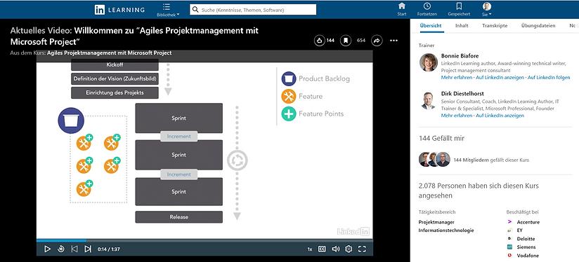 LinkedInTrainingAgilesProjektmanagement2
