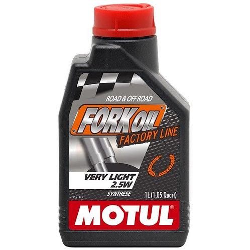 Motul fork oil 2.5W 1L