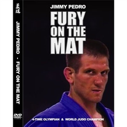 Fury on the Mat DVD