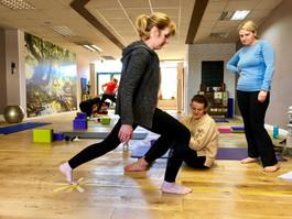 Strong Knees & Ankle Workshop | APG.STUDIO Fitness & Yoga in Dickens Heath