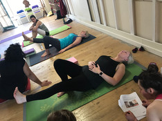 Lower Back Finess & Yoga Workshop