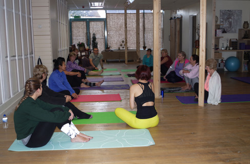 Strong & Flexible Spine   Yoga Workshop with Alicia   APG.Studio Fitness & Yoga in Dicknes Heath