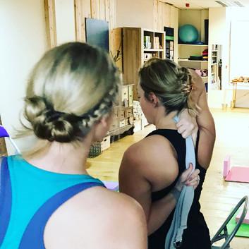 Neck & Shoulders Workshops