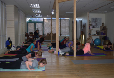 Strong & Flexible Spine | Yoga Workshop with Alicia | APG.Studio Fitness & Yoga in Dicknes Heath