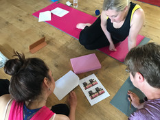 Lower Back Finess & Yoga Workshop