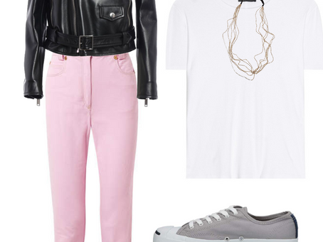 5 Ways to Style Coloured Jeans