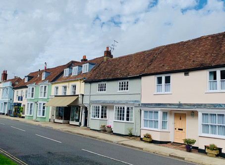 Alresford, or Royston Vasey (a slice of quintessential English countryside)