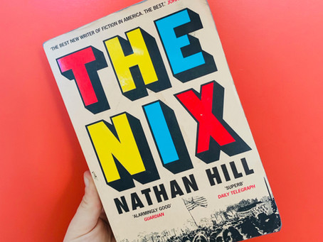 Book of the Month: September, The Nix