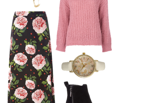 How to style midi skirt 5 ways