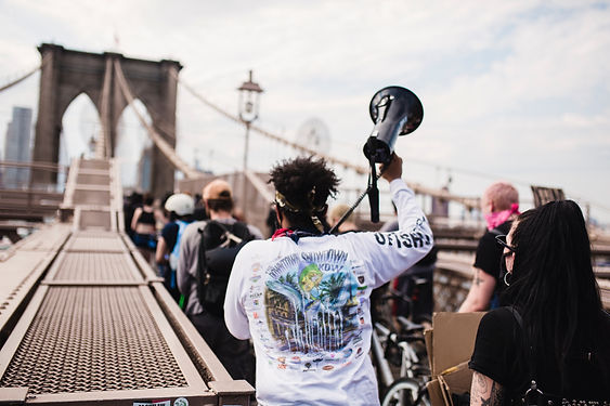 people-protesting-at-brooklyn-bridge-461